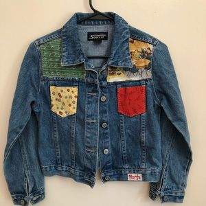 Kids jean jacket
